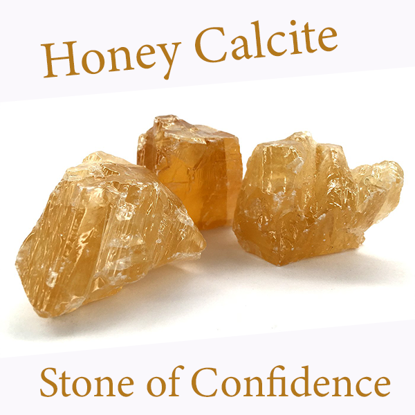 honey calcite spiritual properties