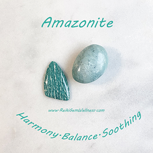amazonite spiritual properties