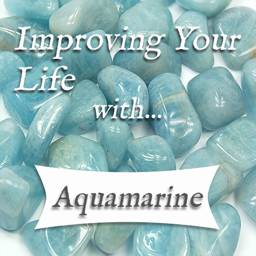 healing benefits of aquamarine