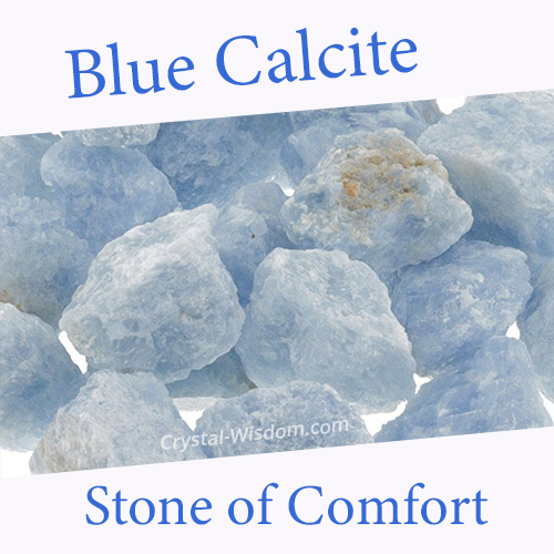 blue calcite spiritual
