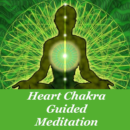 heart chakra guided meditation