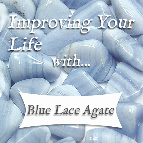 healing benefits of blue lace agate