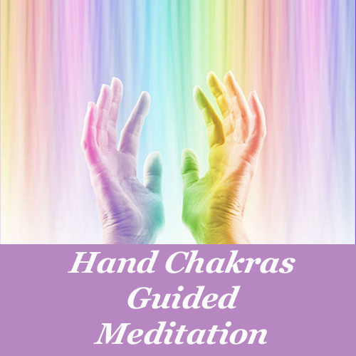 hand chakras guided meditation