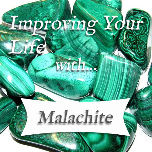 healing benefits of malachite