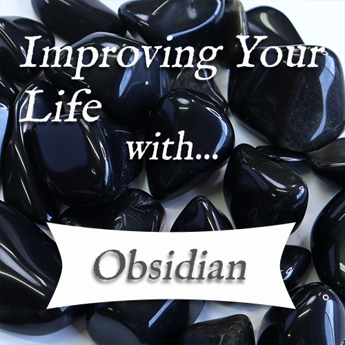 healing benefits of obsidian