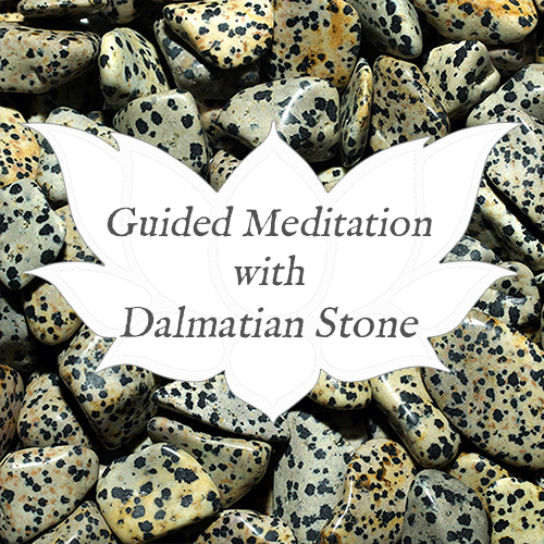 dalmatian stone guided meditation