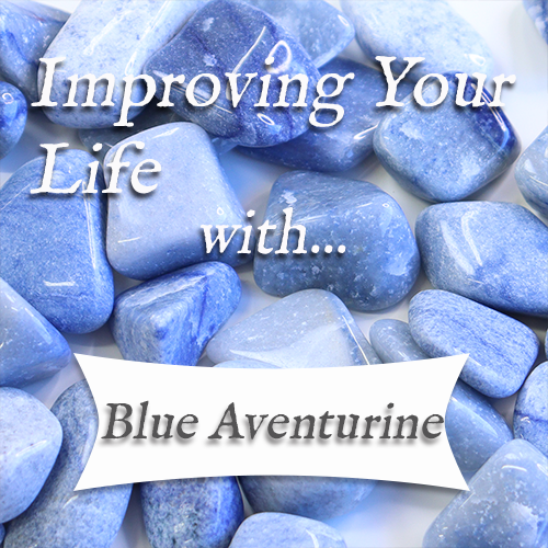 benefits of blue aventurine