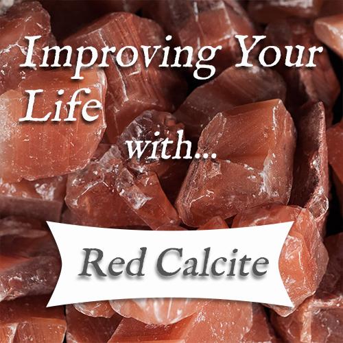 benefits of red calcite
